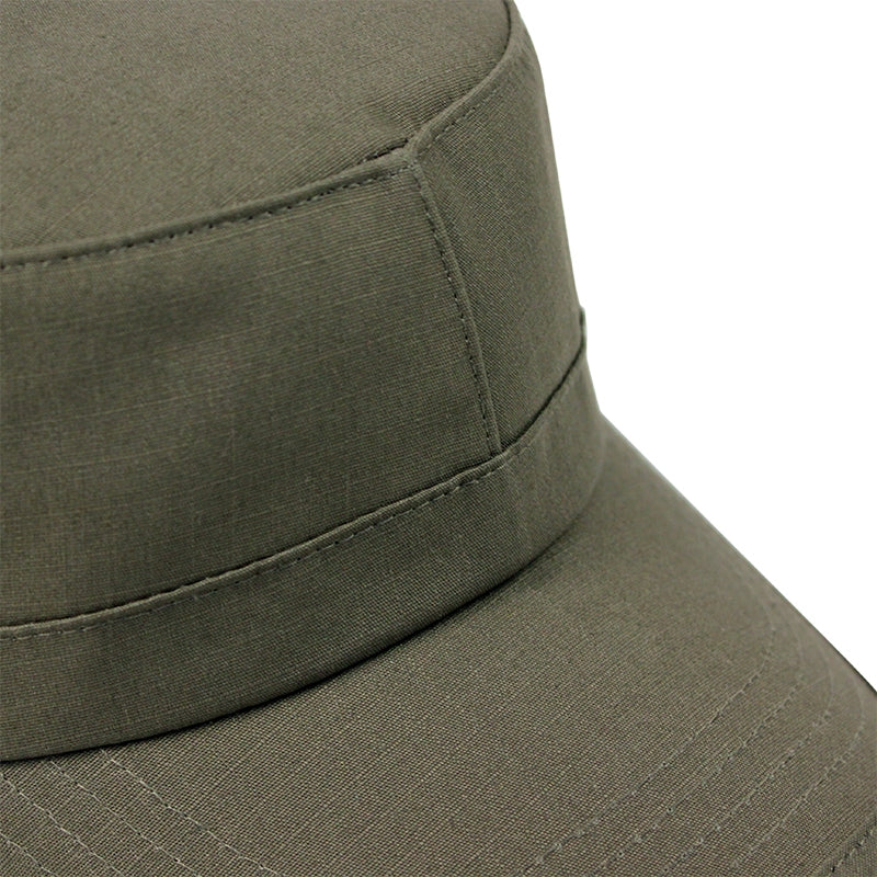 Carhartt WIP Army Cap in Leaf - Detail