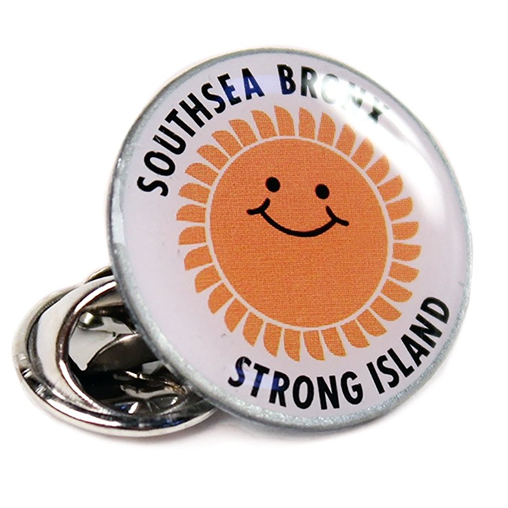 Bored of Southsea Pin Badge Set - Bronx