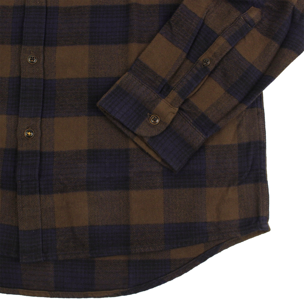 Levi's Skateboarding Collection Reform Shirt in Demitasse - Cuff