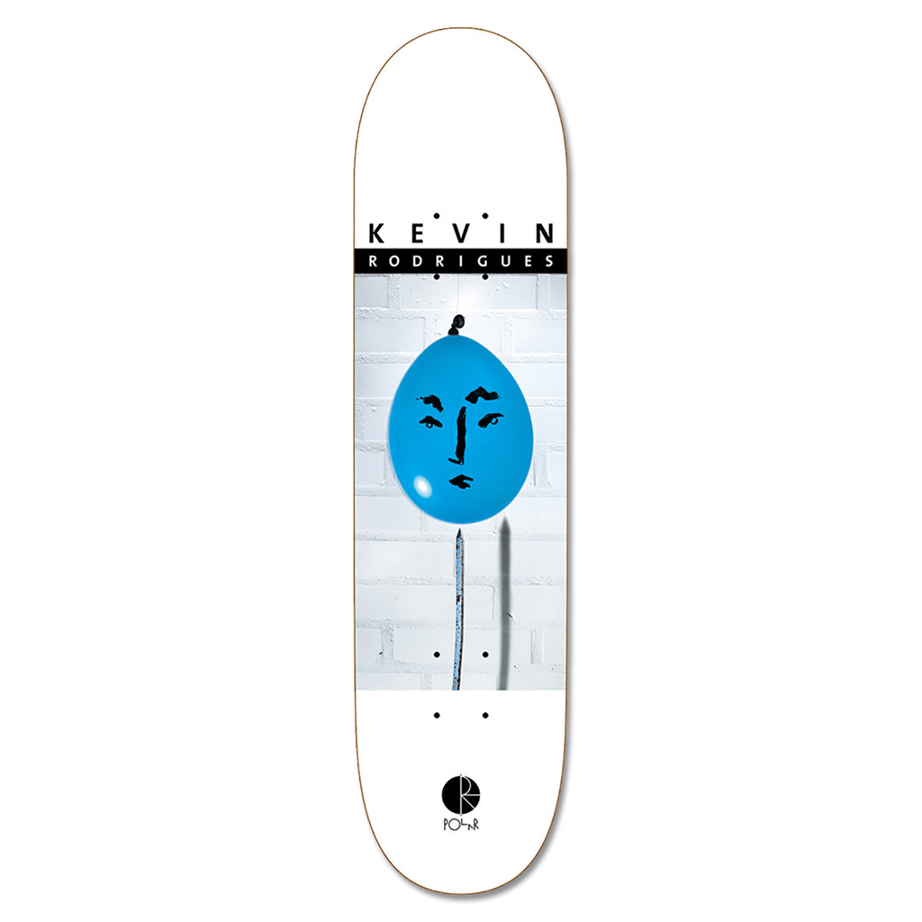 Polar Skate Co Kevin Rodrigues Life Deck in 8.25""