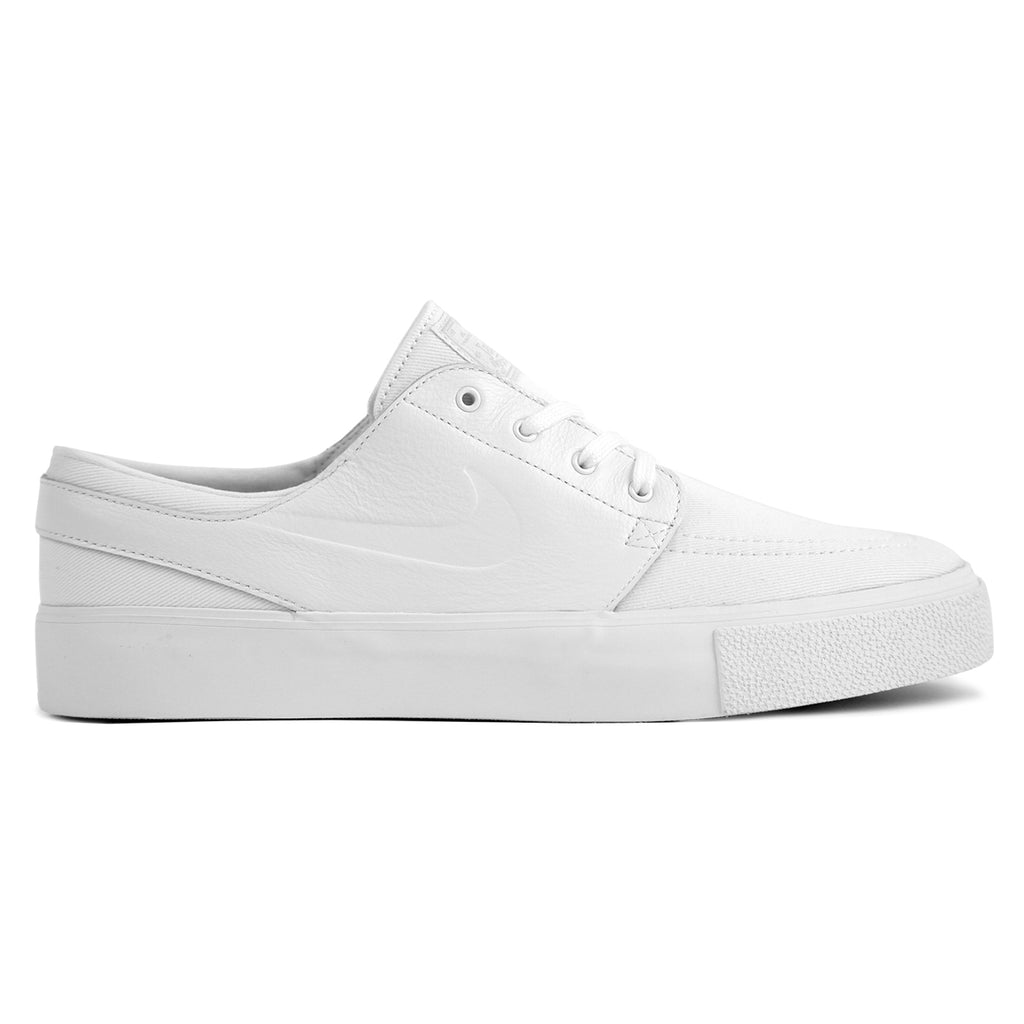 2697b64975a Nike SB Stefan Janoski Elite HT Shoes in White   White - Sail - Pure  Platinum
