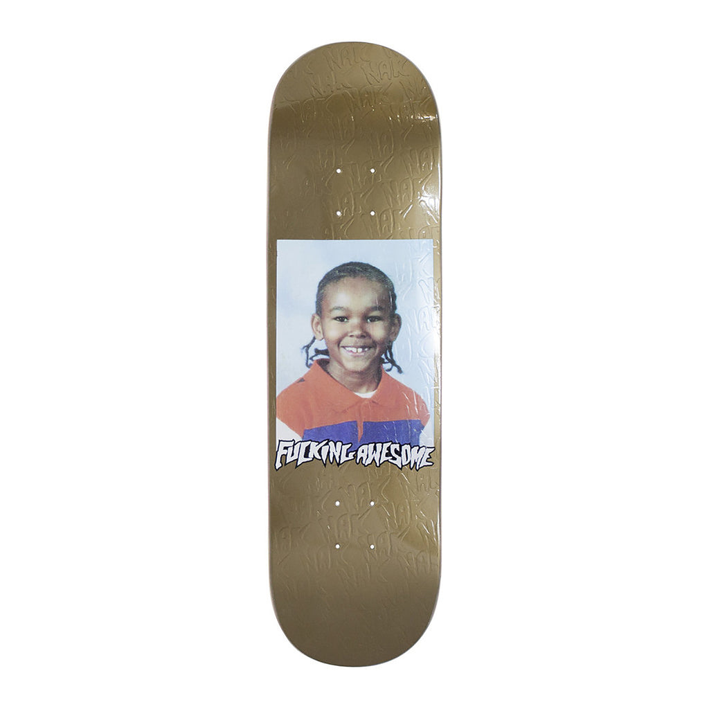 Fucking Awesome Nakel Class Photo Embossed Deck in 8.5""