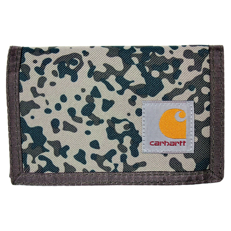 Carhartt Wallet in Camo Stain / Leaf