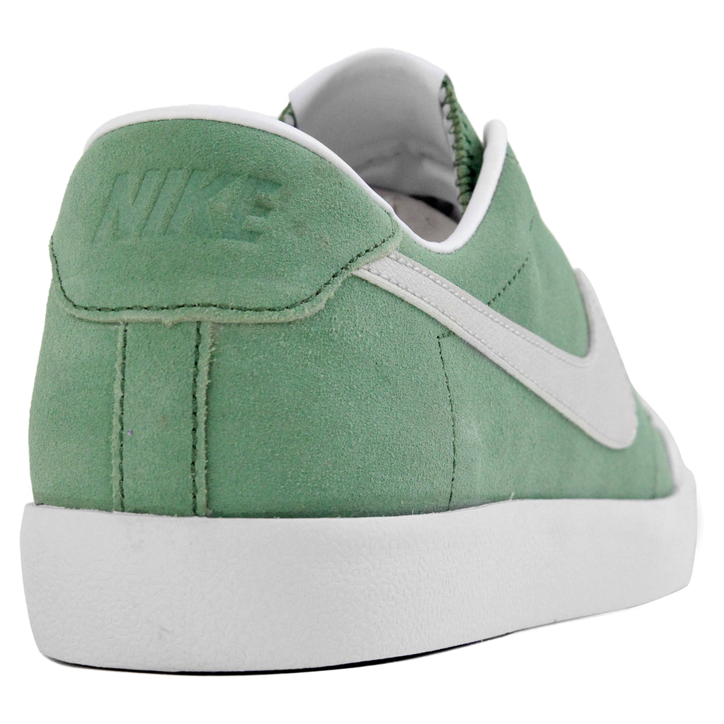 Nike SB Cory Kennedy Shoes in Treeline / Light Bone - White - Heel