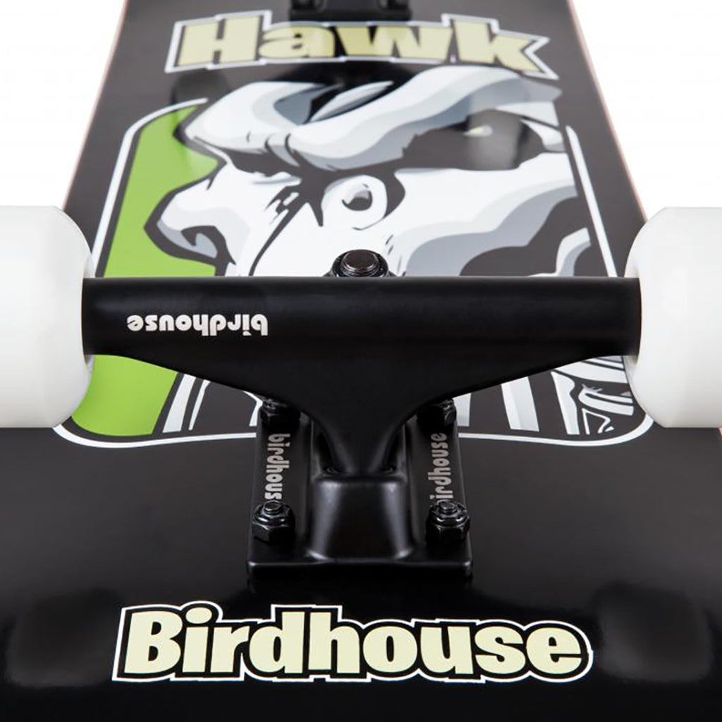 "Birdhouse Skateboards Hawk Old School Complete Skateboard in 8"" - Truck"