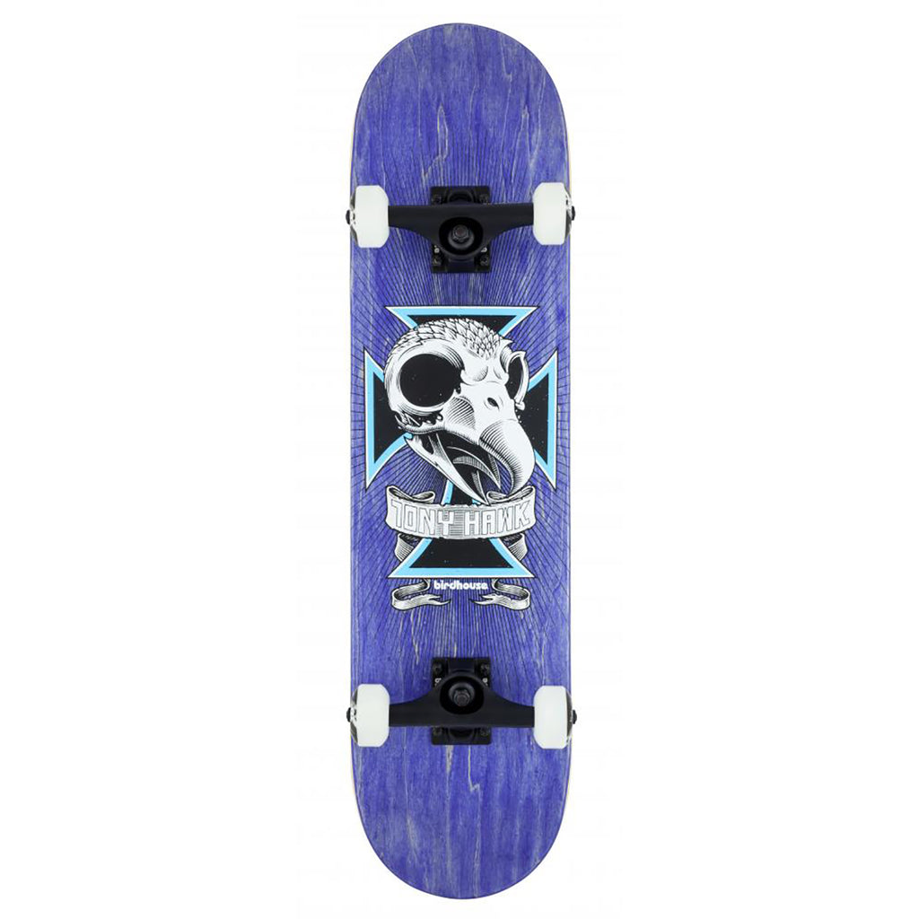 Birdhouse Skateboards Skull II Complete Skateboard in 7.75""