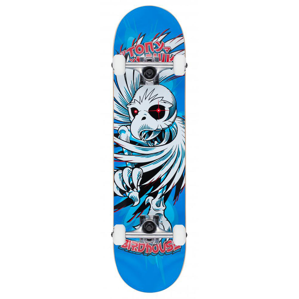 Birdhouse Skateboards Hawk Spiral Complete Skateboard in 7.75""