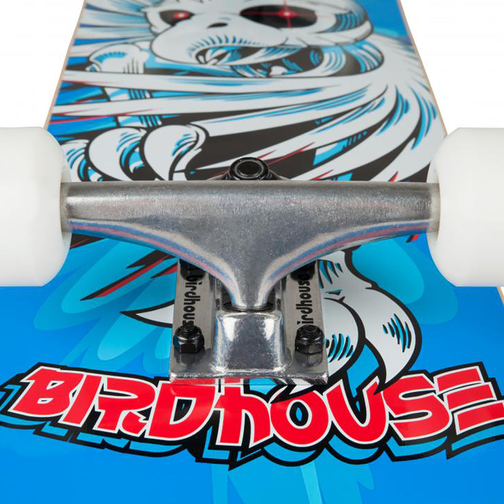 "Birdhouse Skateboards Hawk Spiral Complete Skateboard in 7.75"" - Truck"