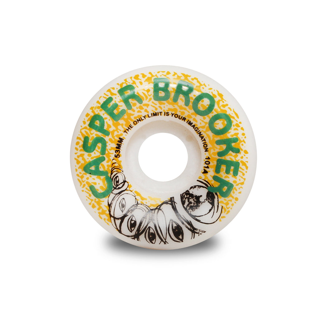 Wayward Wheels Casper Brooker Funnel Cut 53mm - Single