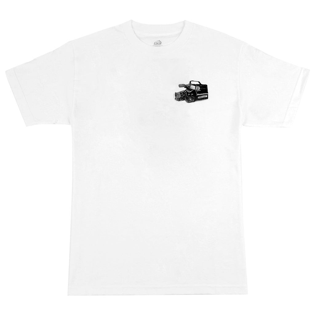 Lakai Anchor Brady T Shirt in White