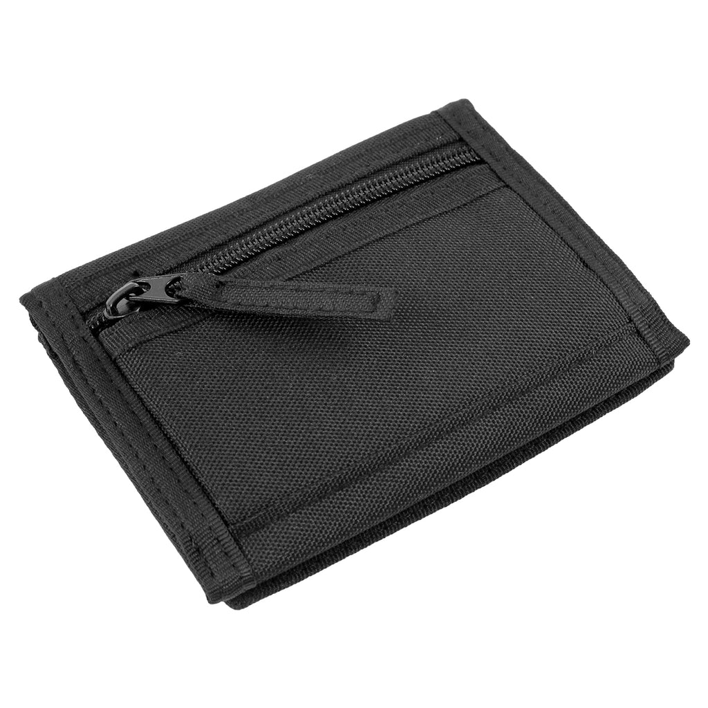 Dickies Crescent Bay Wallet in Black - Back 2