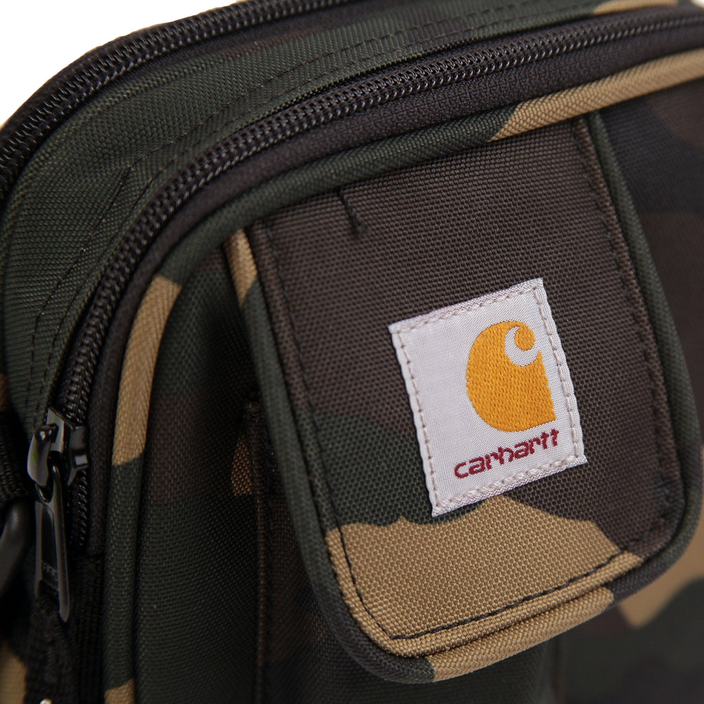 Carhartt Essentials Bag in Camo Laurel - Detail