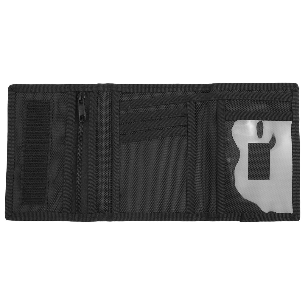 Independent Trucks Truck Co. Wallet in Black - Open