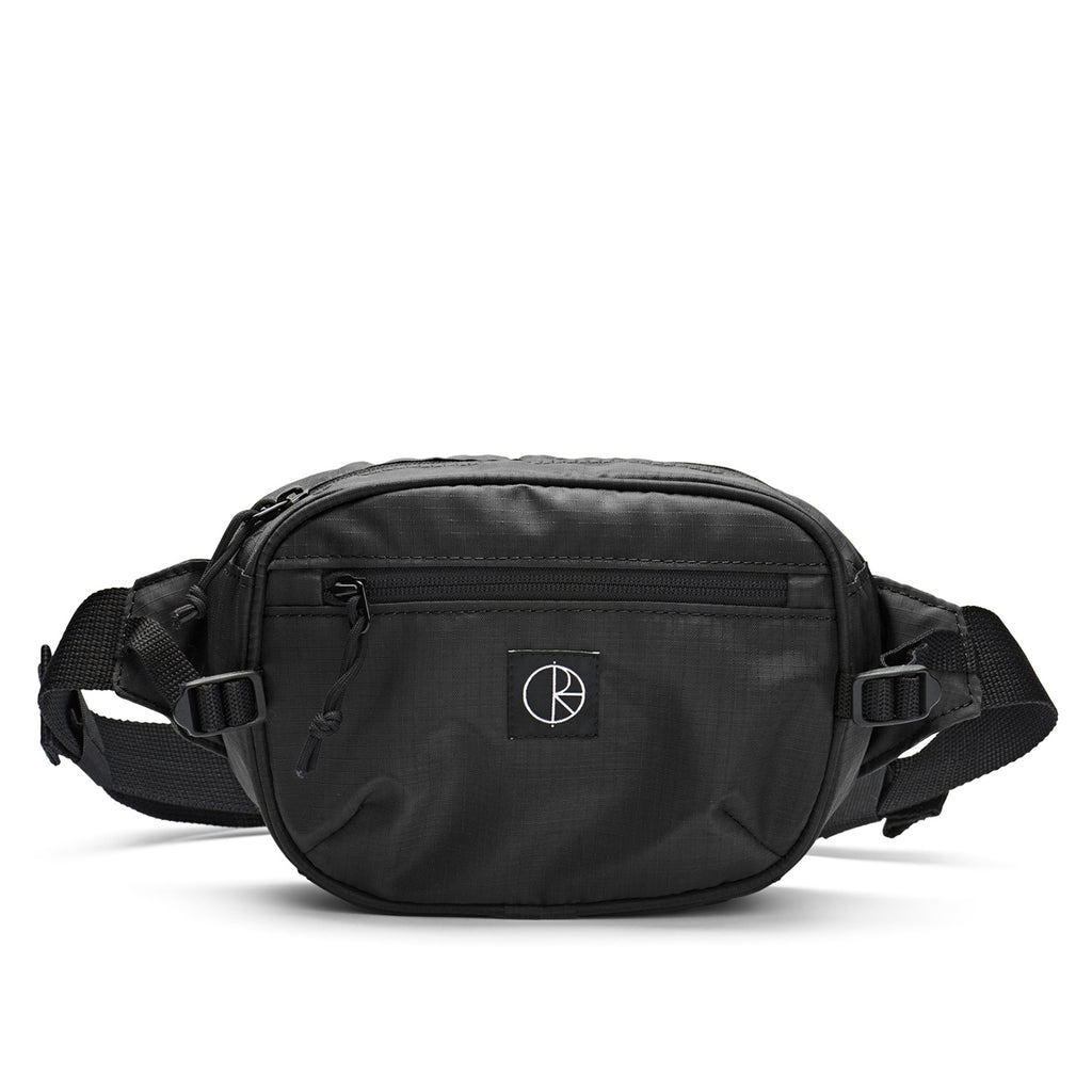 Polar Skate Co Ripstop Hip Bag in Black