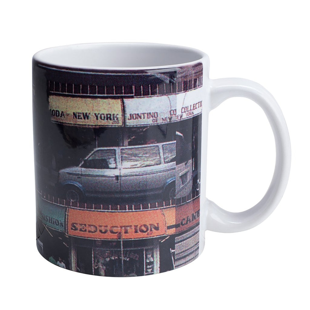 Hockey Skateboards Dirty Boulevard Mug in White - Detail