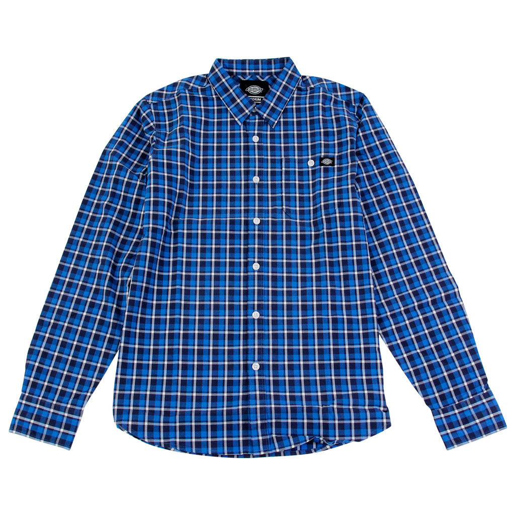 Dickies Laytonville Shirt in Blue