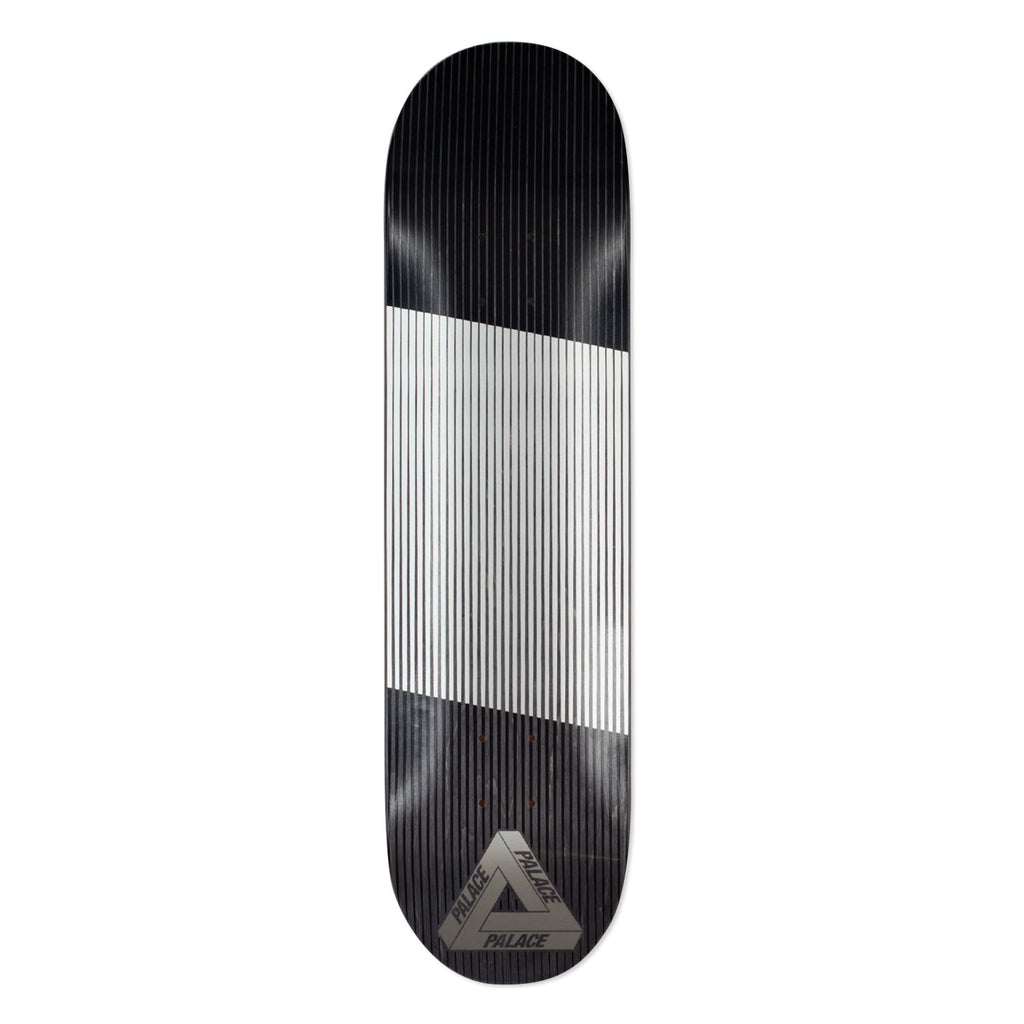 Palace Linear Black Deck in 8.1""