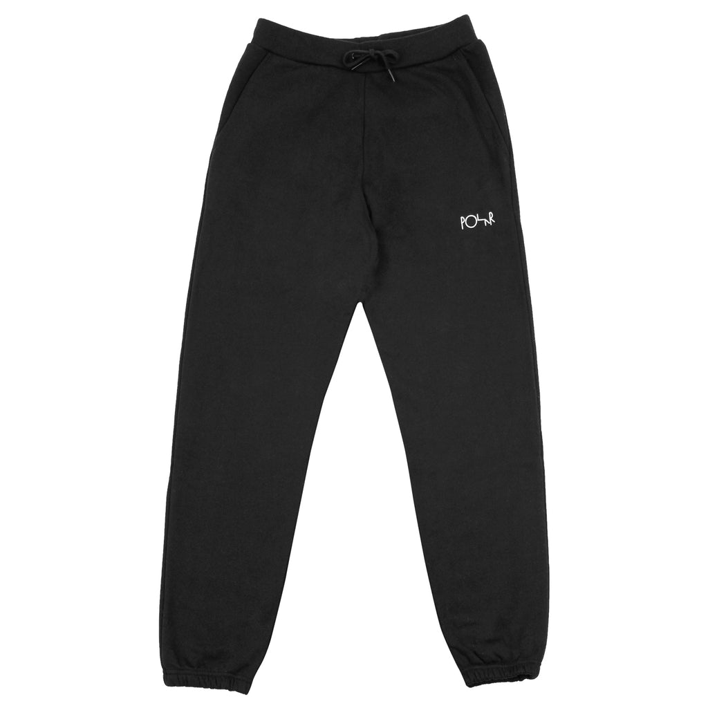 Polar Skate Co Sweatpants in Black - Open