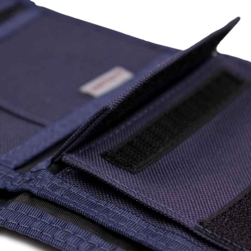 Wallet in Blue Penny by Carhartt - Compartment