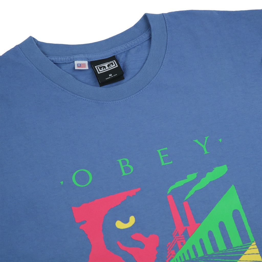 Obey Clothing Obey Permanent Midnight in Blue Moon - Detail