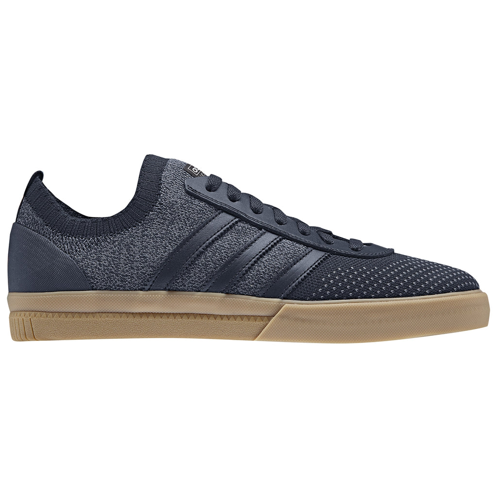 Adidas Lucas Premiere Primeknit Shoes in Collegiate Navy / Onix / Gum