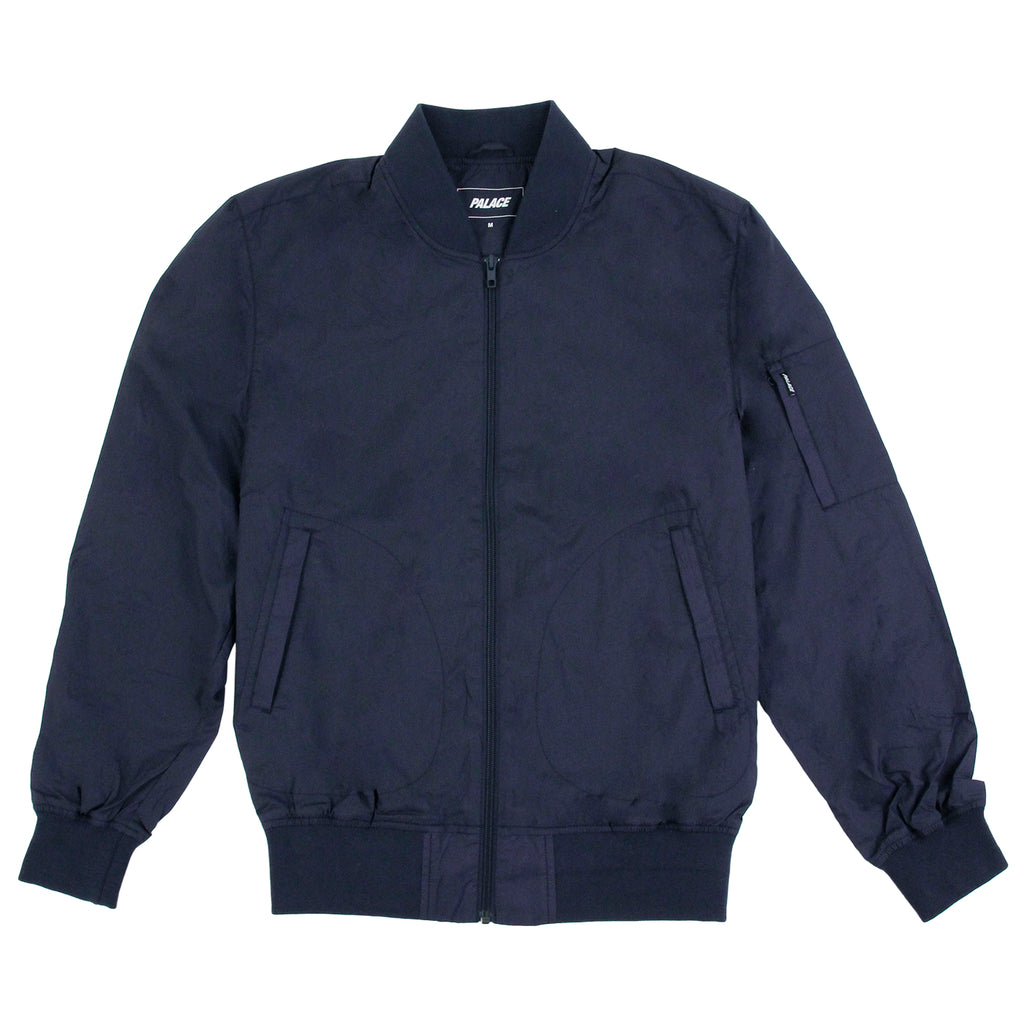 Palace Bomber Jacket in Indigo