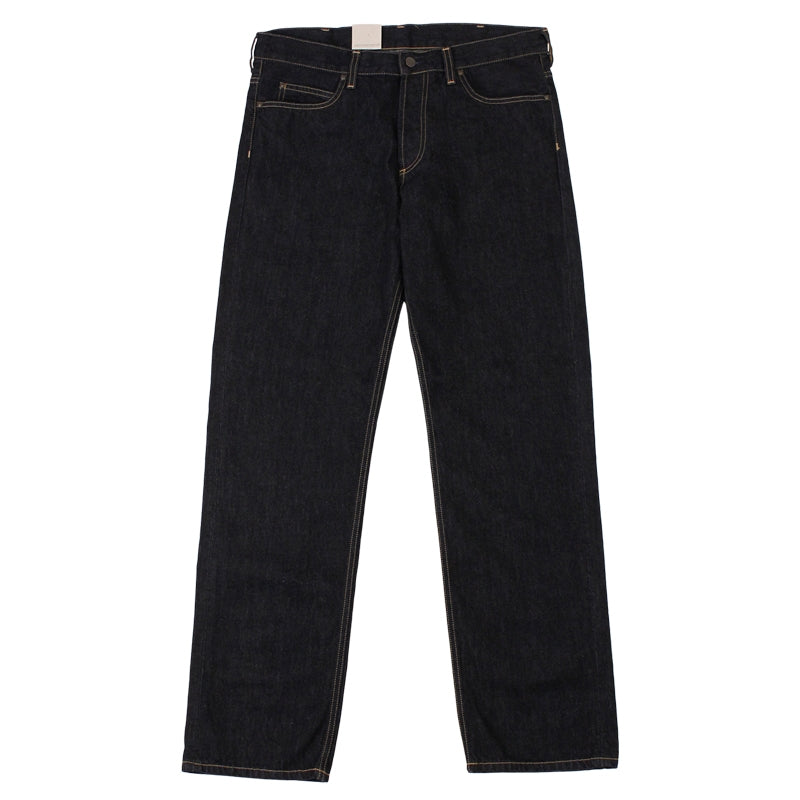 Carhartt Marlow Pant in Blue Denim - Legs