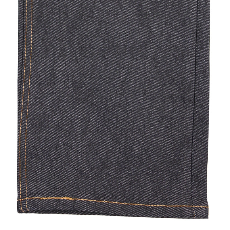 Levi's Skateboarding Collection 504 Straight Jeans in Rigid Indigo - Leg