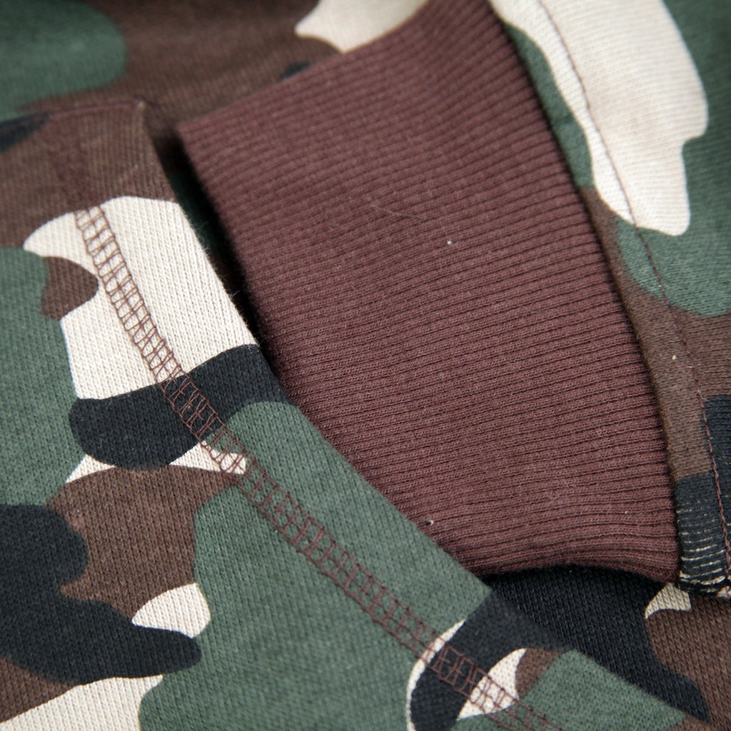 Dickies Philadelphia Hoodie in Camouflage - Pocket