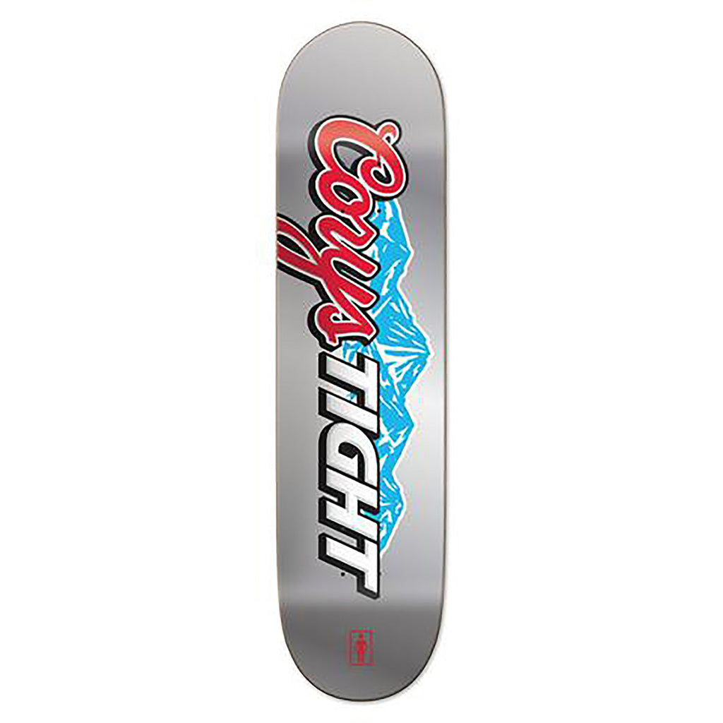 Girl Skateboards Cory Kennedy Cory's Tight Skateboard Deck in 8.5""