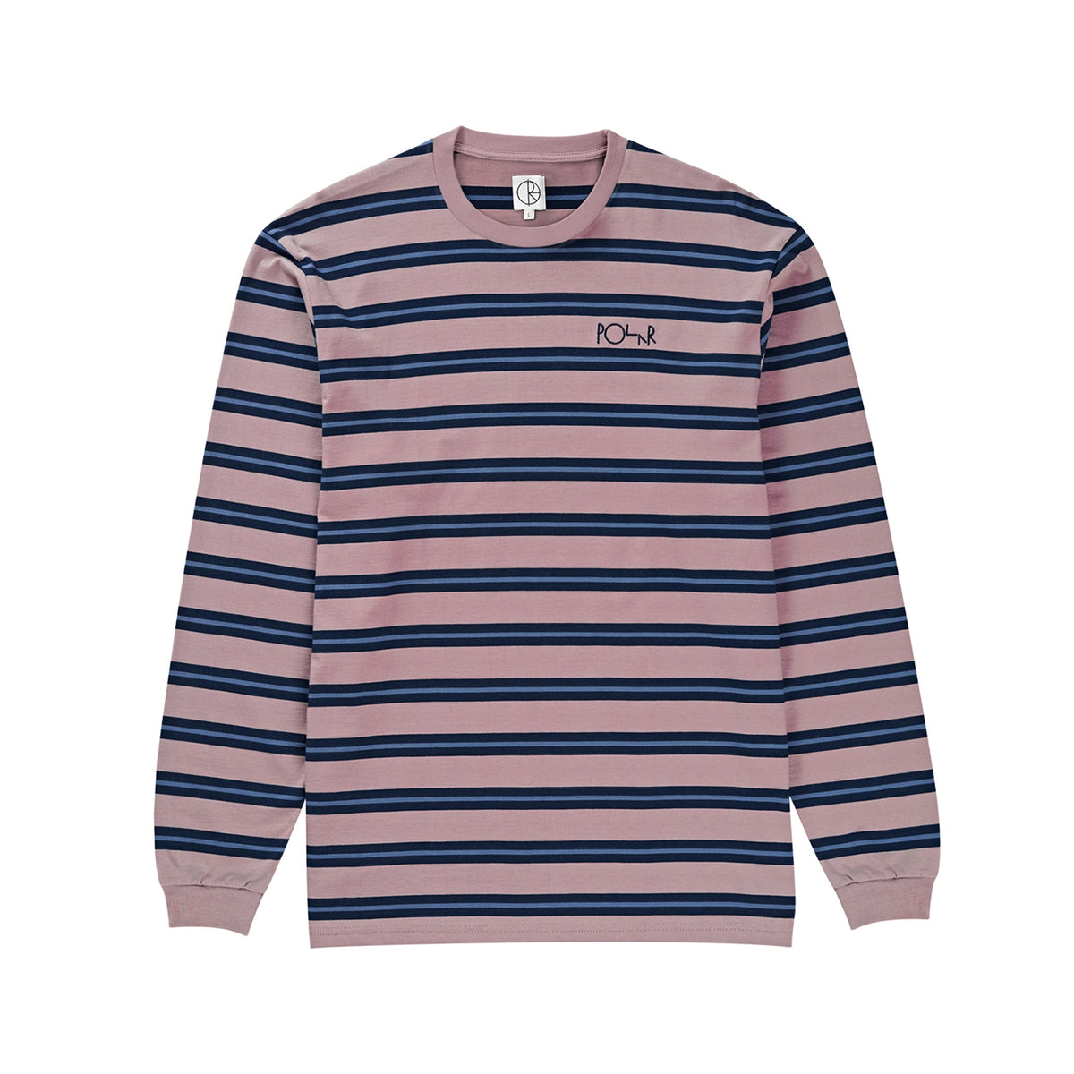 833b292671 91 L/S T Shirt in Dusty Rose by Polar Skate Co | Bored of Southsea
