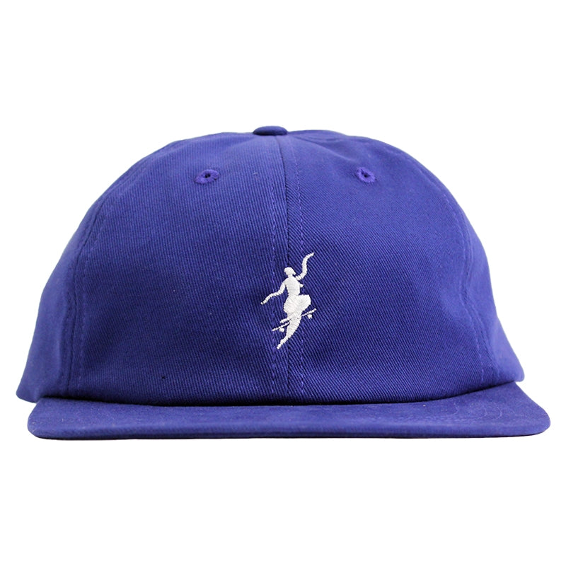 Polar Skate Co No Comply Cap in Royal Blue - Front