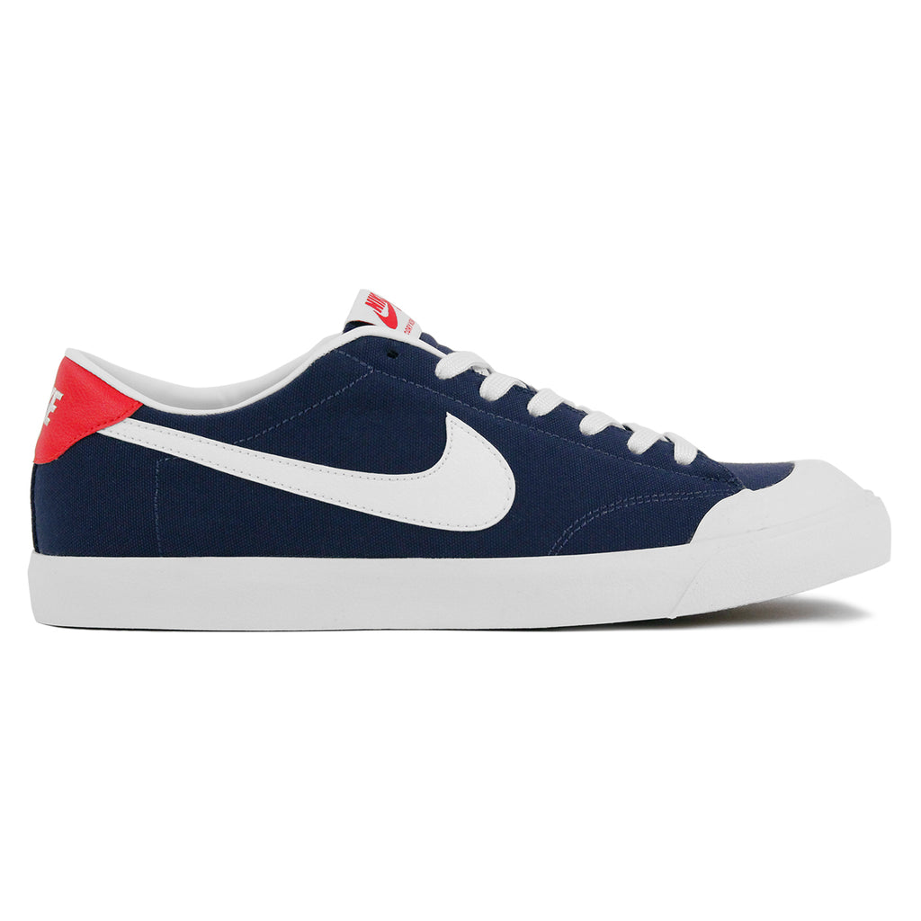 Nike SB Cory Kennedy Shoes in Midnight Navy / Summit White
