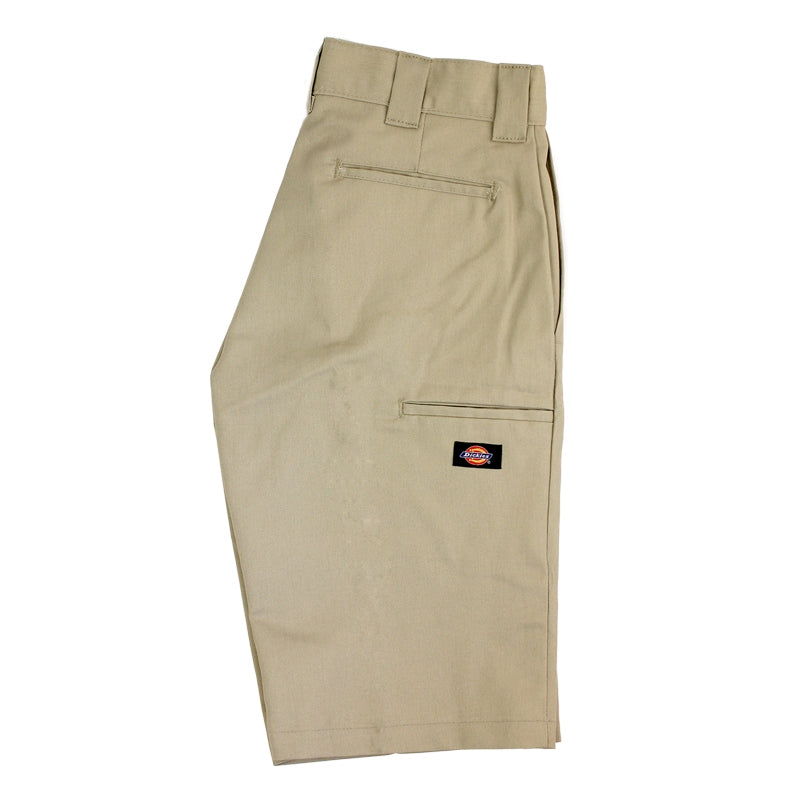 DICKIES SLIM 13 INCH WORK SHORT KHAKI - Profile