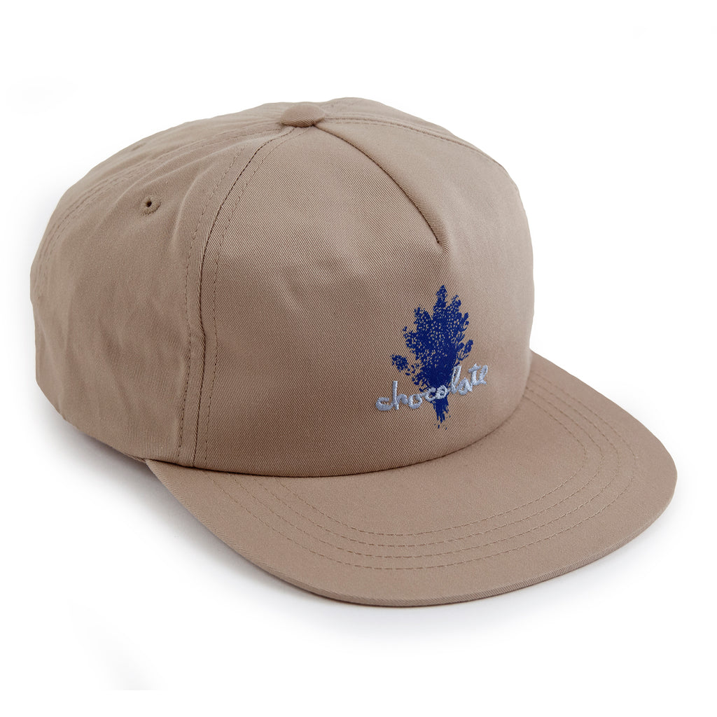 Chocolate Muse 5 Panel Cap in Khaki