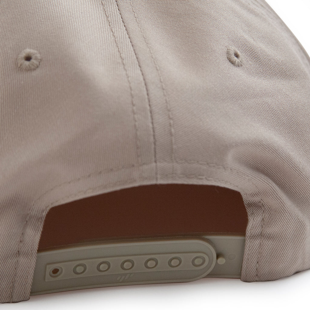 Chocolate Muse 5 Panel Cap in Khaki - Back