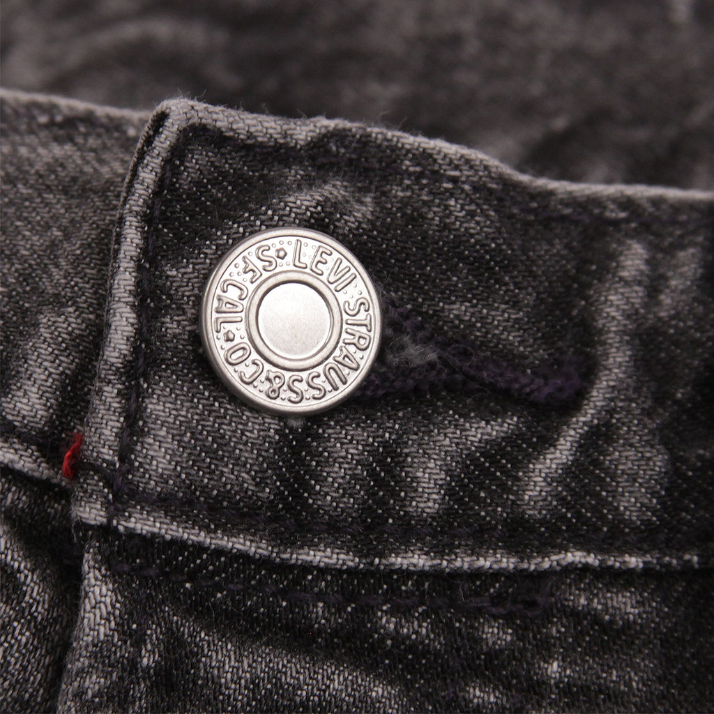 Levis Skateboarding 501 Jeans in Morningside - Button
