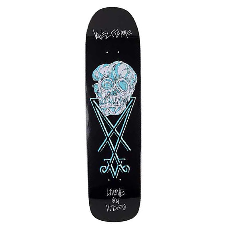 Welcome Skateboards Conjunction on Eclipse Team Deck in 8.25""