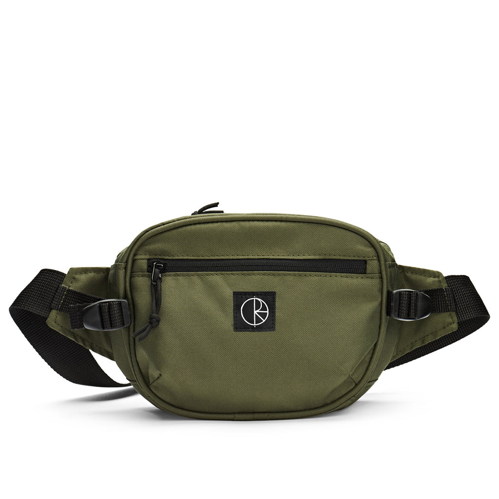 Polar Skate Co Cordura Hip Bag in Olive