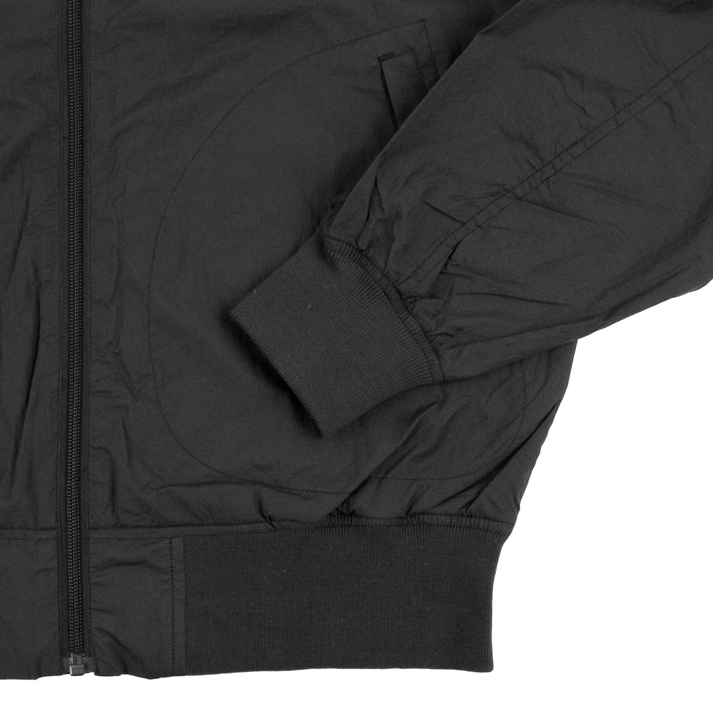 Palace Bomber Jacket in Anthracite - Cuff