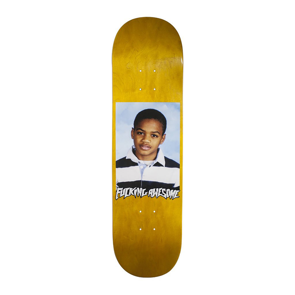 Fucking Awesome Tyshawn Class Photo Skateboard Deck in 8.25""