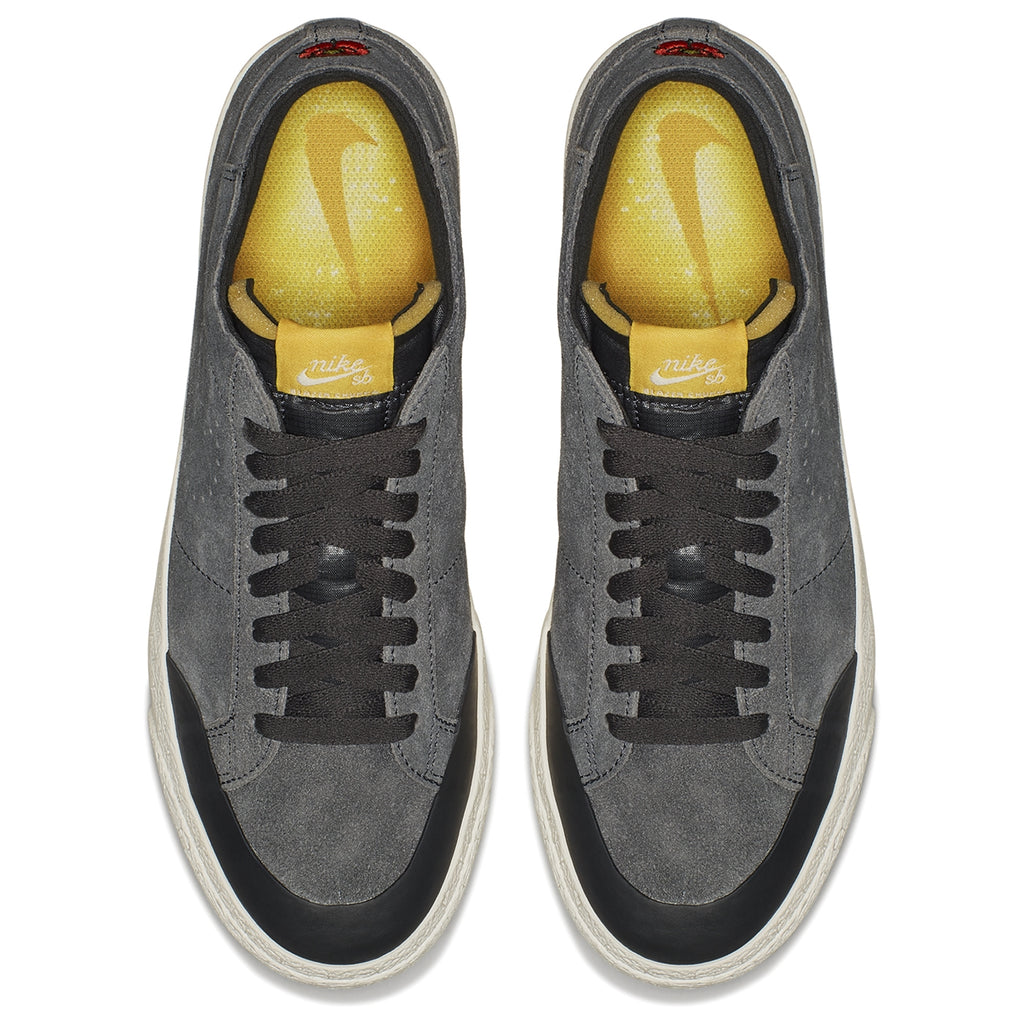 b68a5218b71 Nike SB Zoom Blazer Chukka XT Shoes in Anthracite   Anthracite - Fir - Top