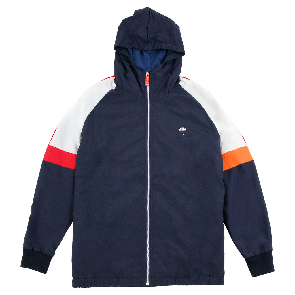 Helas Olympic Squad Tracksuit Jacket in Navy
