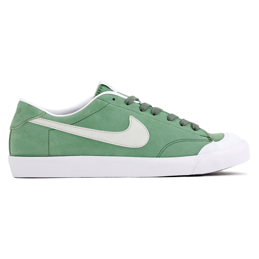 Nike SB Cory Kennedy Shoes in Treeline / Light Bone - White