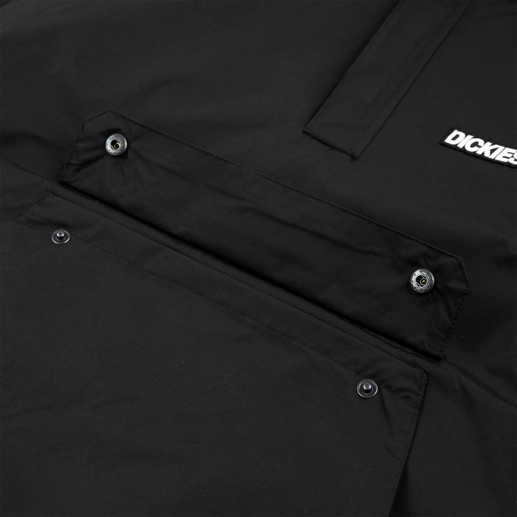 Dickies Axton Jacket in Black - Button
