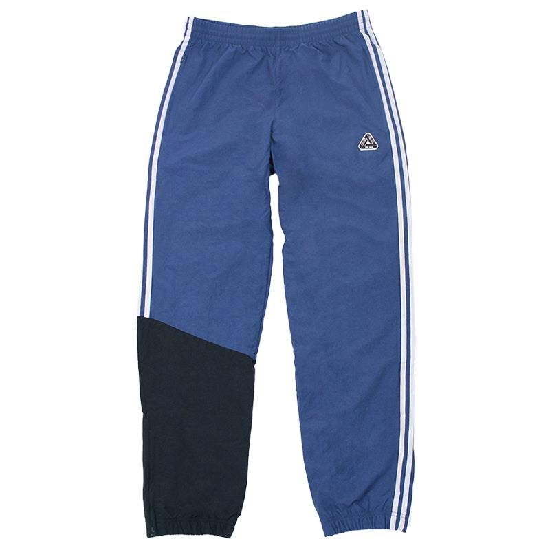 Palace x Adidas Track Pant in Rich Blue