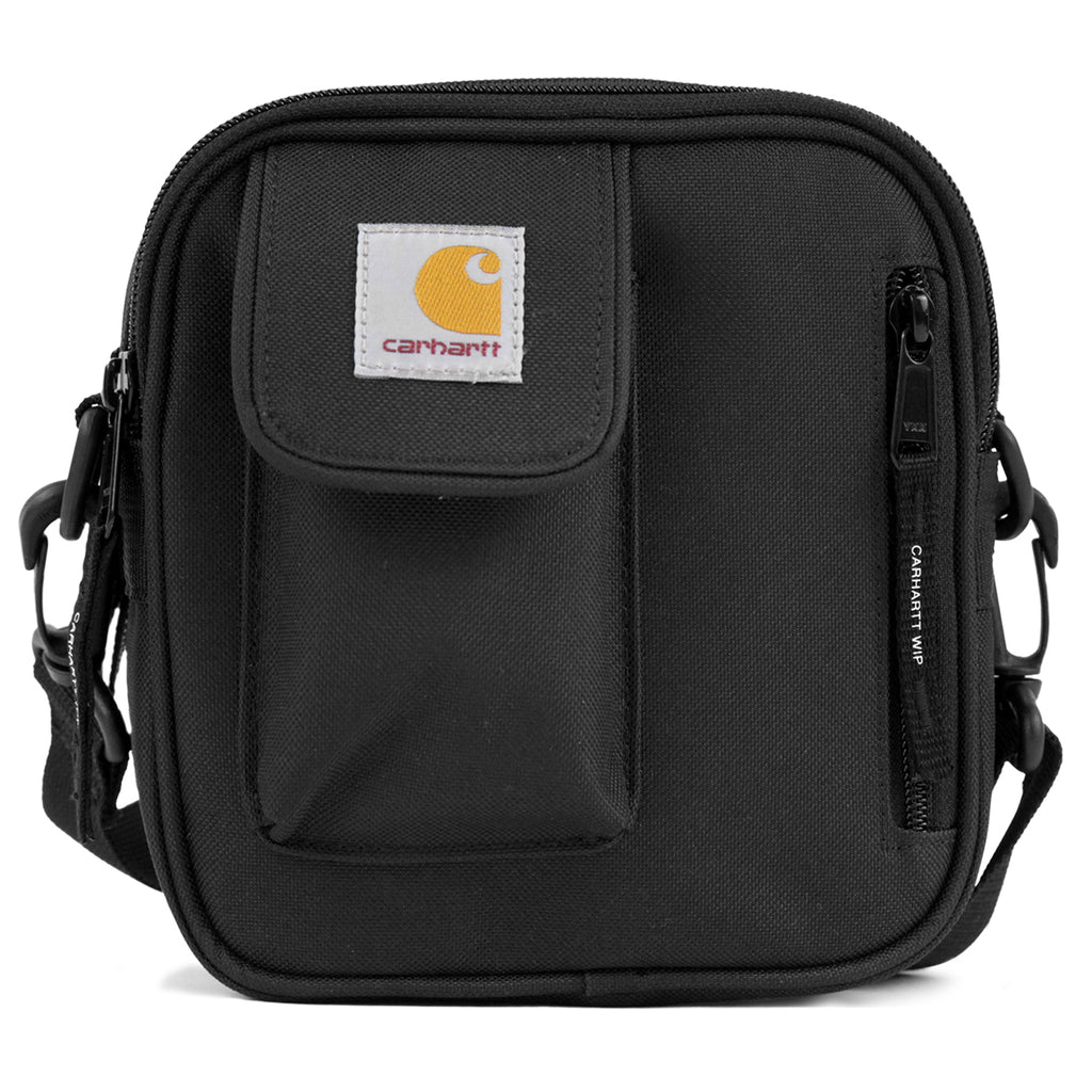 Carhartt WIP Essentials Bag in Black - Front