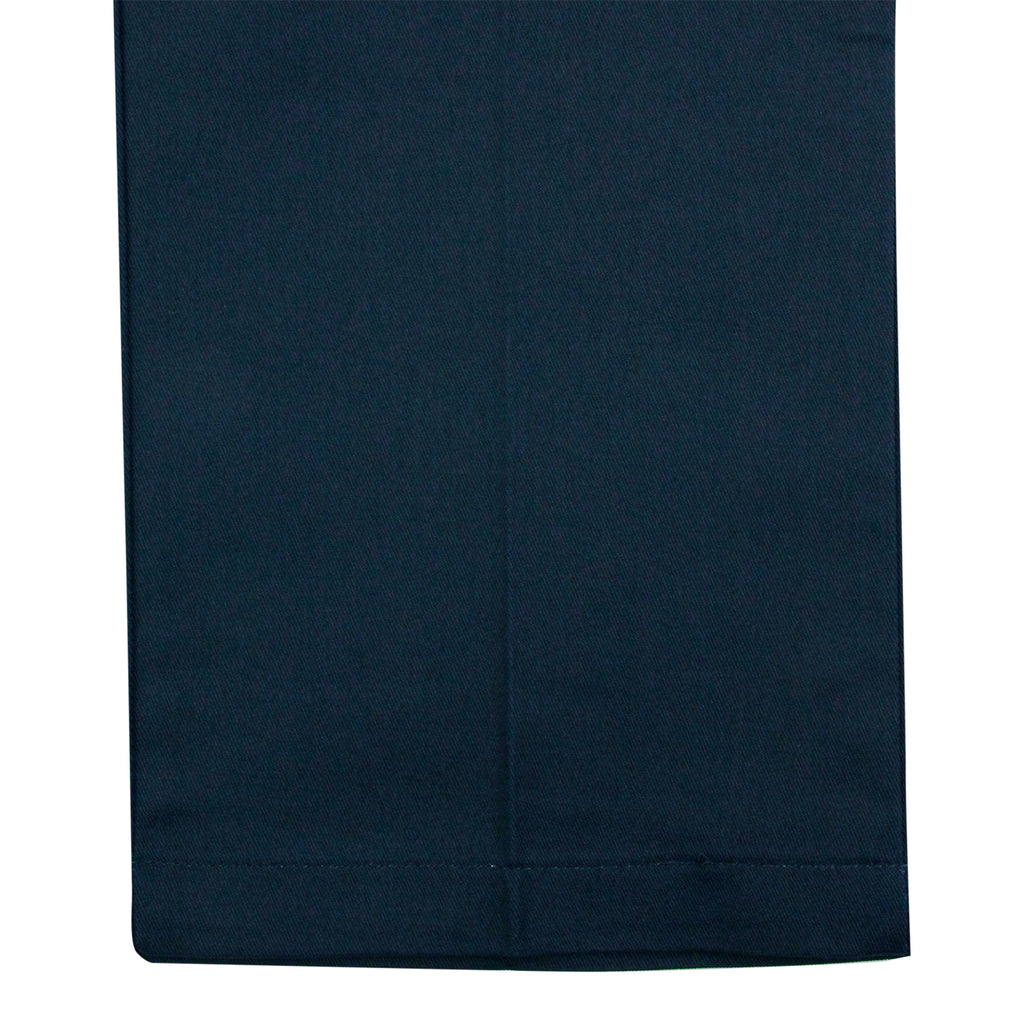 Dickies 873 Slim Straight Work Pant in Navy - Cuff