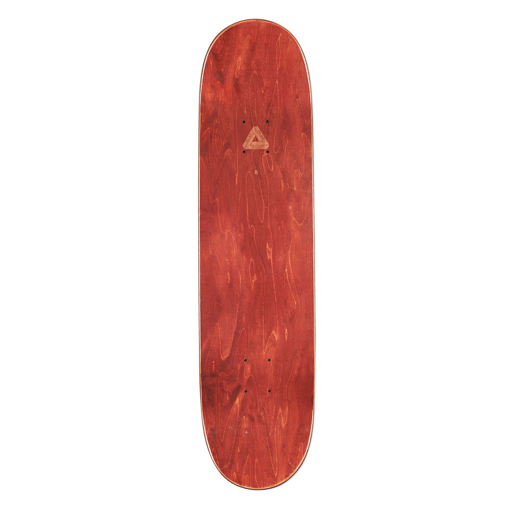 "Palace Brady Pro S14 Skateboard Deck in 8"" - Top"