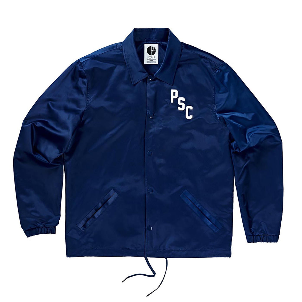 Polar Skate Co Polar Skate Club Jacket in Navy - Front